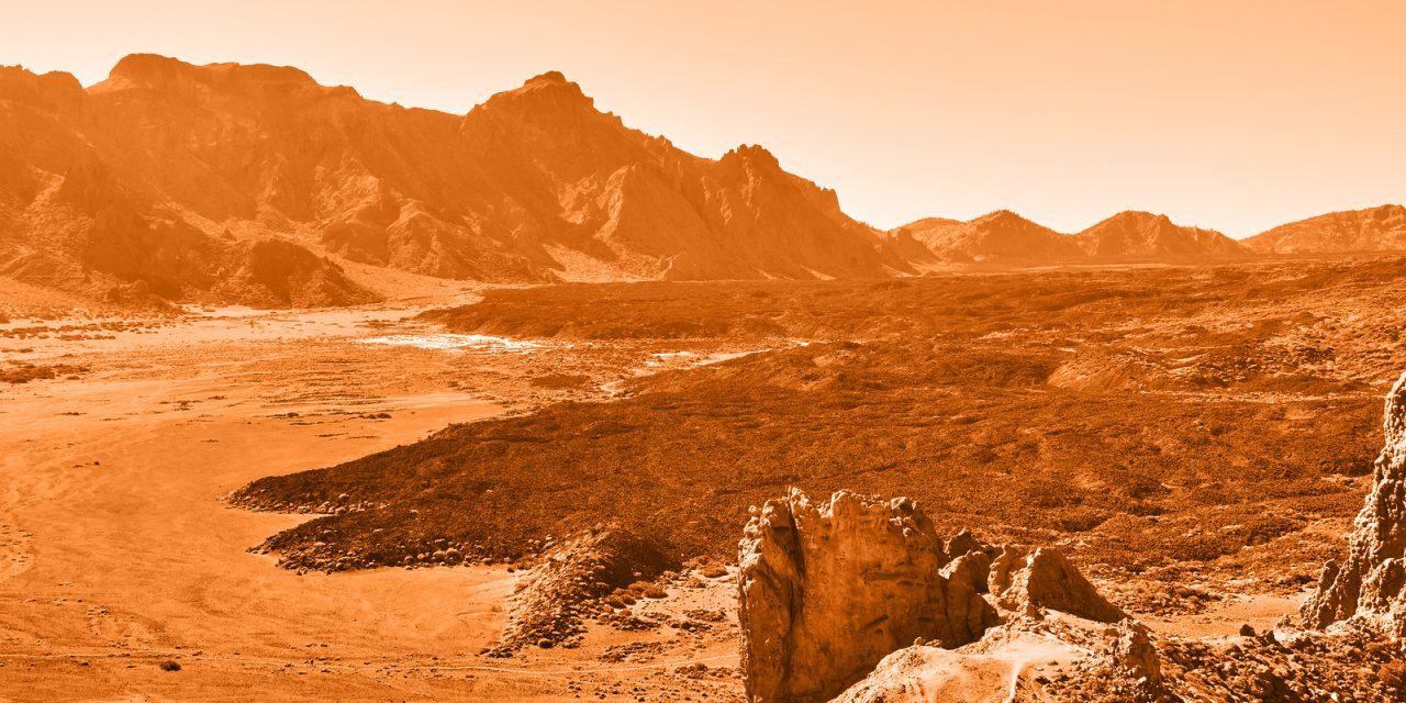 A Martian Sends an Email Home